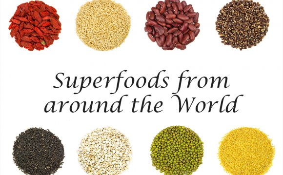 Freekeh, Teff and Maca: