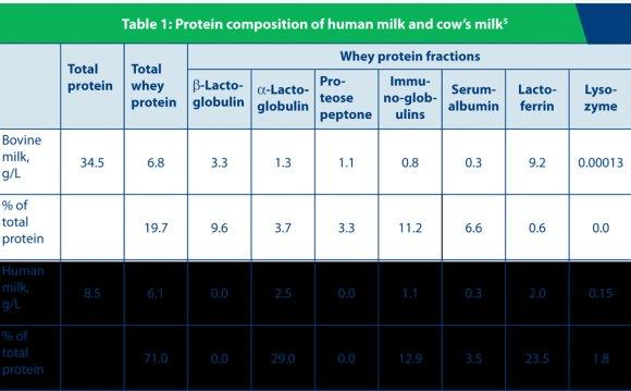 Myth : Whey protein or casein