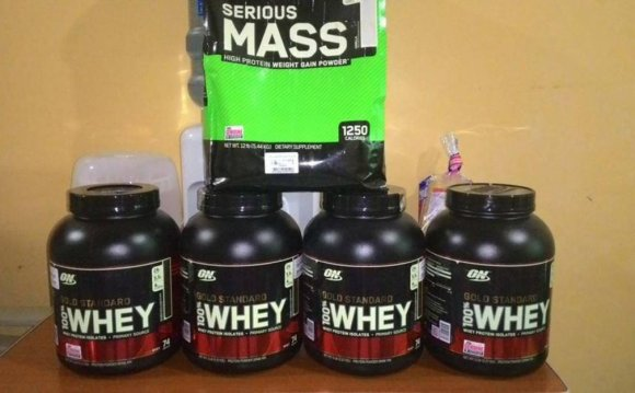 Whey Protein Optimum Nutrition