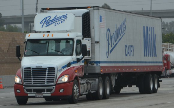 PRODUCERS DAIRY - FREIGHTLINER