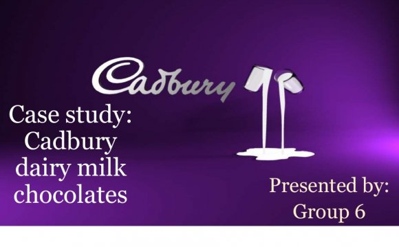 Cadbury dairy milk choclate