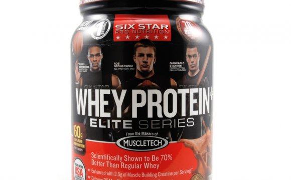 Six Star Advanced Whey