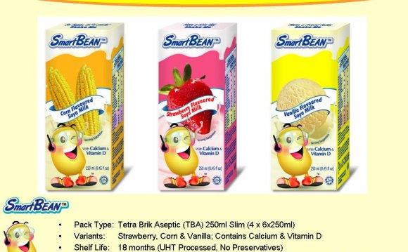 SmartBean Soya Milk