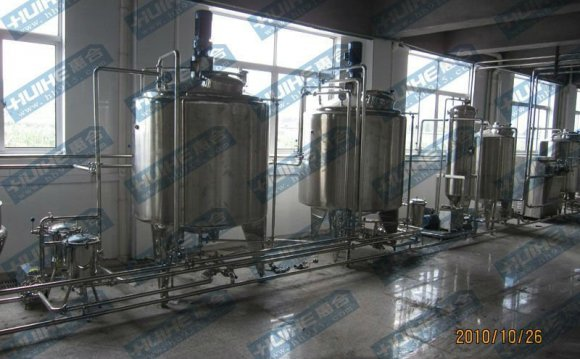UHT and Pasteurilization milk