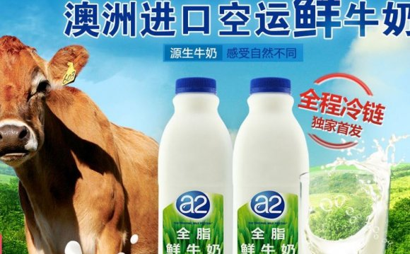 Milk products Australia