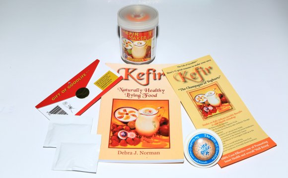 Kefir culture grains