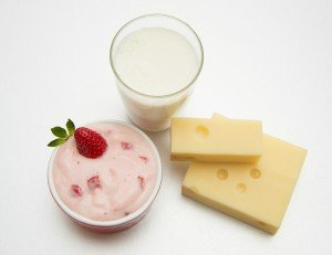 Milk Cheese and Yogurt