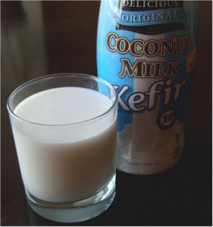 So Delicious Coconut Milk Kefir photo - pictures