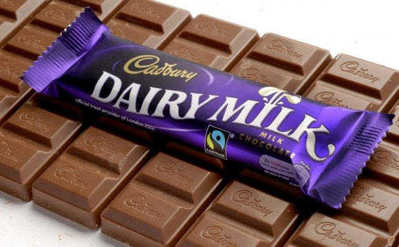 Dairy milk chocolate products