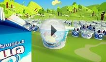3D Animation, Video Production for Ani Milk Commercial