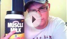 Product Review: Muscle Milk & N.O.Xplode