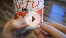 Review Liberte organic biologique Kefir fermented milk