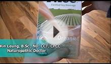 Review of so nice chocolate soy milk organic beverage