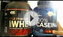 Top Selling Protein - Whey and Casein