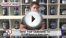 What Are The Benefits of Casein Protein? MassiveJoes.com