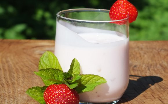 Kefir yogurt health benefits