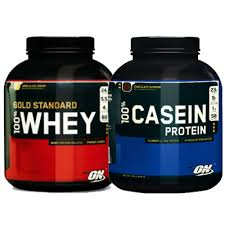 Whey Vs Casein Protein Powders
